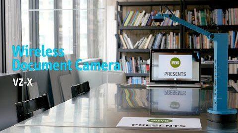 VZ-X Wireless Document Camera