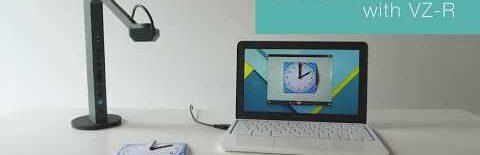 Chromebook with VZ-R