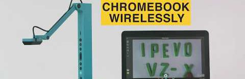 Connect VZ-X to Chromebook