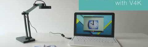 Chromebook with V4K