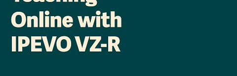 Teaching Lessons Online with VZ-R